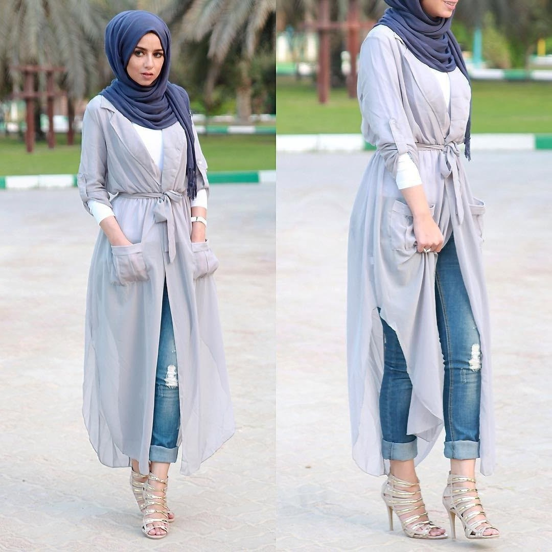 Model Fashion Muslimah Casual 3ldq 25 Fashion Trends Hijab Muslimah Lifestyle 2018 — Steemkr