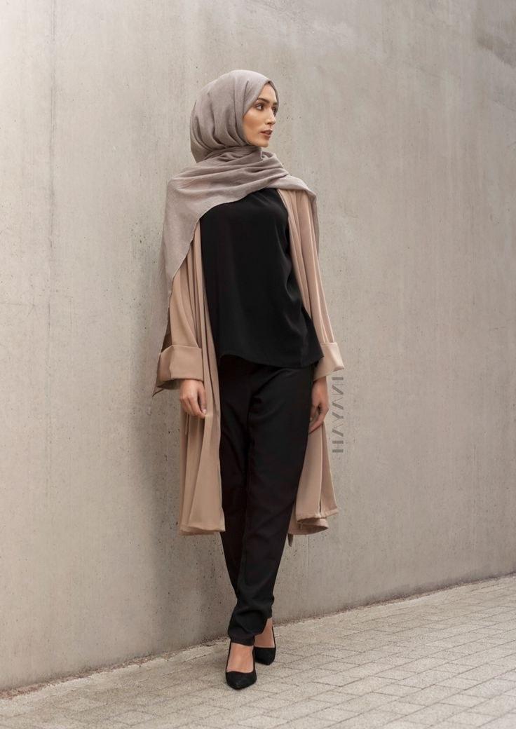 Model Fashion Muslimah Casual 8ydm 25 Cute Hijab Fashion Ideas On Pinterest
