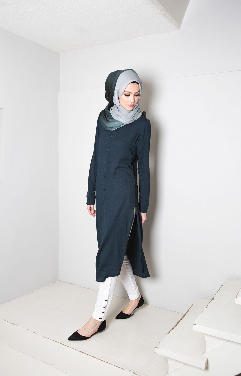 Model Fashion Muslimah Casual Dwdk Summer Casual Hijab