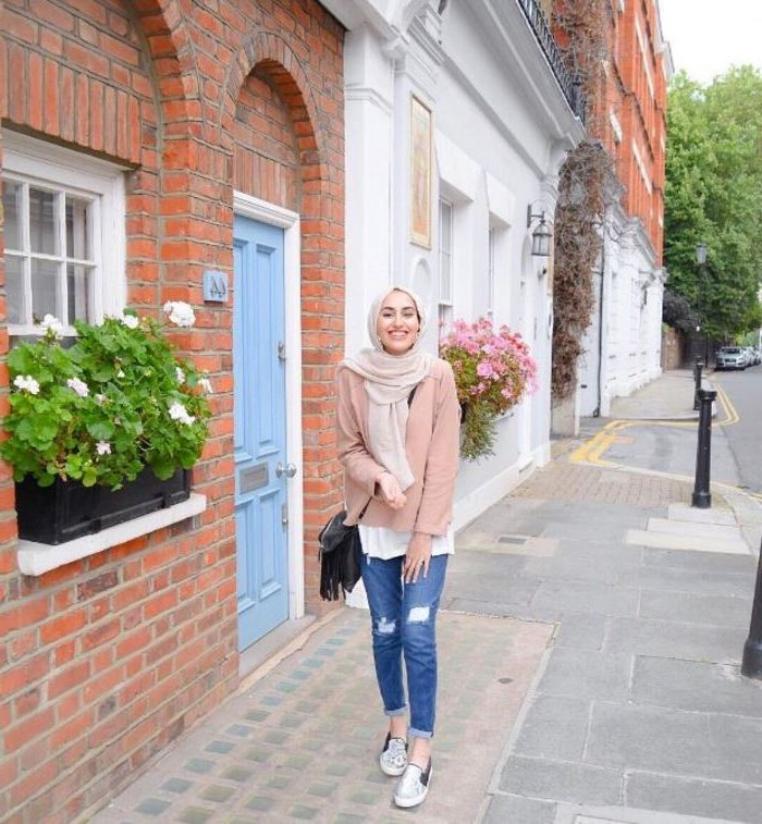 Model Fashion Muslimah Casual Mndw 11 Times Hijabi Fashion Turned Out to Be Really Chic