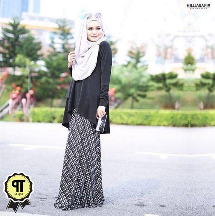 Model Fashion Muslimah Casual Wddj Malaysia S top 10 Muslimah Fashion Brands