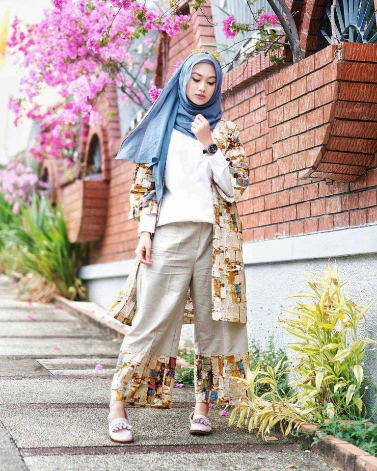 Model Fashion Muslimah Remaja Bqdd Fashion Hijab Remaja Terbaru 2018 Gaya Masa Kini Teman