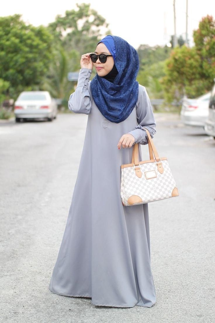 Model Fashion Muslimah Remaja Wddj 40 Inspirasi Desain Busana Muslim Remaja Terbaru 2018