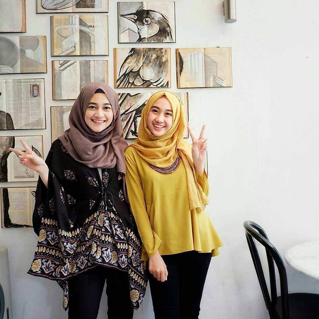 Model Fashion Muslimah Remaja X8d1 18 Model Baju Muslim Remaja 2018 Terbaru Stylish Casual