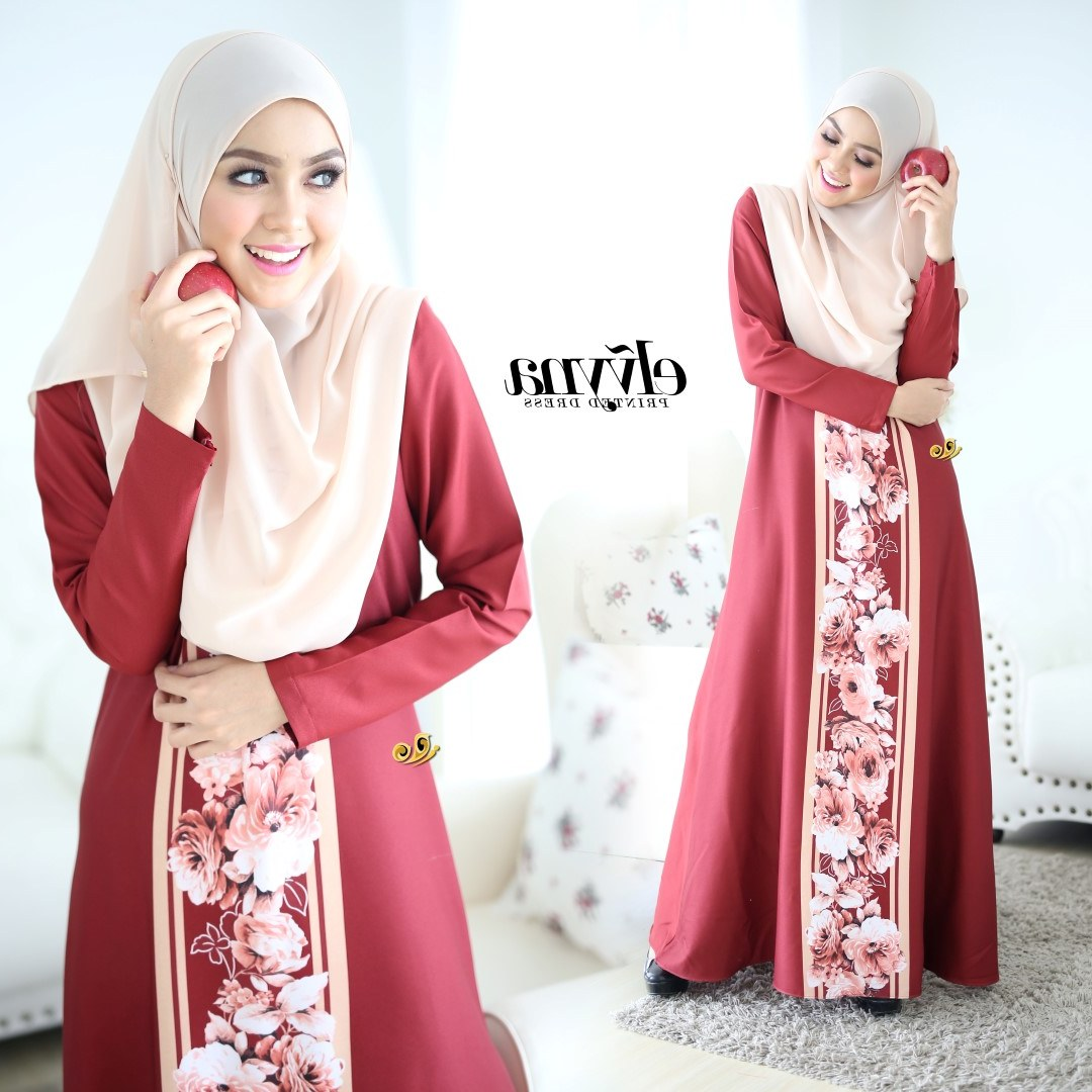 Model Fashion Muslimah Terkini Ipdd norzi Beautilicious House