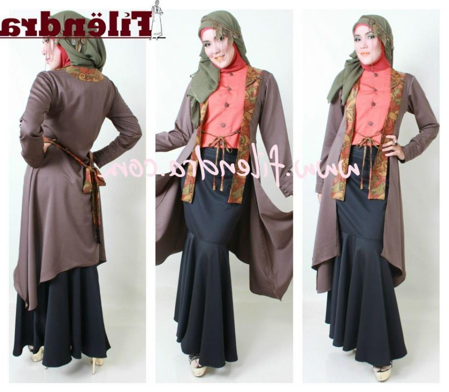 Model Fashion Muslimah Terkini S1du Gambar Fashion Muslimah Terkini Gambar Fashion Muslimah