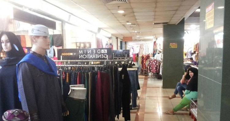 Model Grosir Baju Lebaran T8dj Penjualan Baju Lebaran Di Pasar Tanah Abang Tak Serame