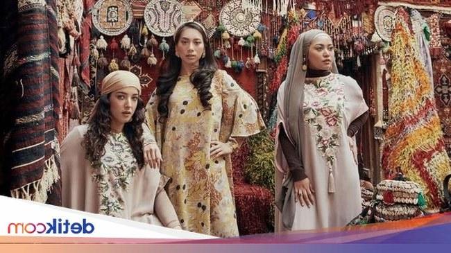 Model Inspirasi Baju Lebaran Keluarga 2019 Etdg 20 Inspirasi Baju Lebaran Paling Hits 2019