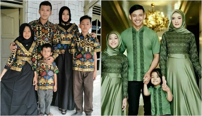 Model Inspirasi Baju Lebaran Keluarga D0dg Foto Foto Baju Couple Keluarga Saat Lebaran Yang Bisa Jadi