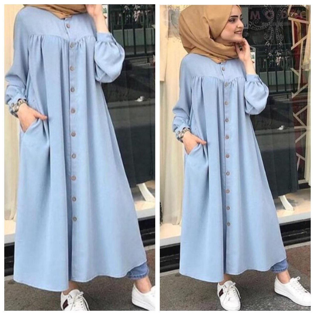 Model Lazada Baju Lebaran Wanita 3ldq Jual Baju Muslim Wanita
