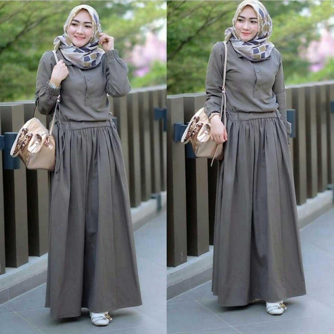 Model Lazada Baju Lebaran Wanita Jxdu Jual Baju Muslim Wanita