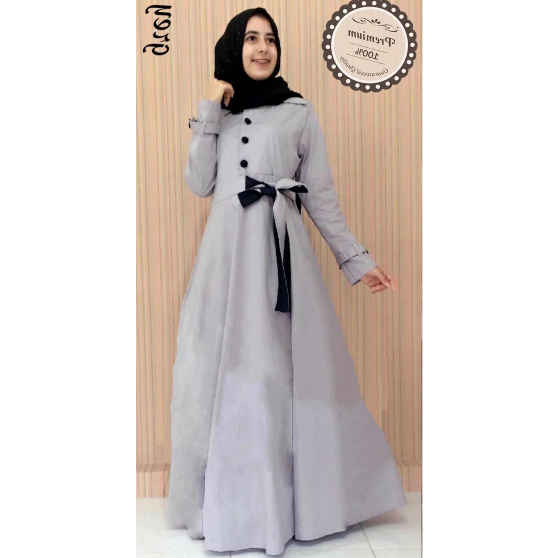 Model Lazada Baju Lebaran Wanita Tqd3 Model Dress Hijab Terbaru