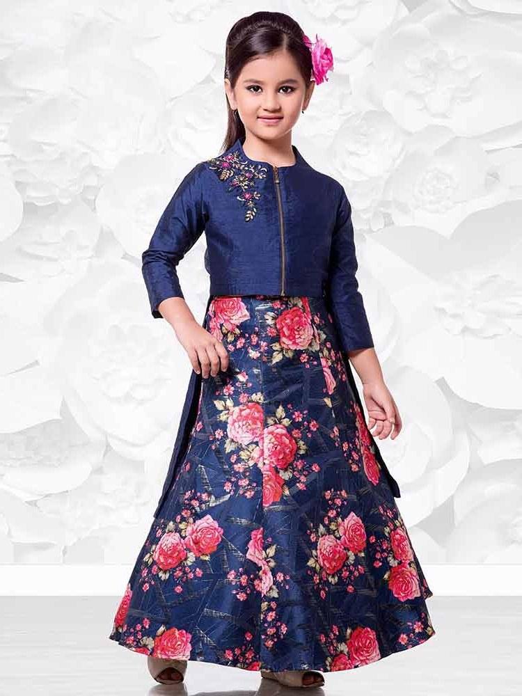 Model Model Baju Lebaran 2020 Anak Perempuan E6d5 30 Model Kebaya Anak Perempuan Modern Sekolah Sd