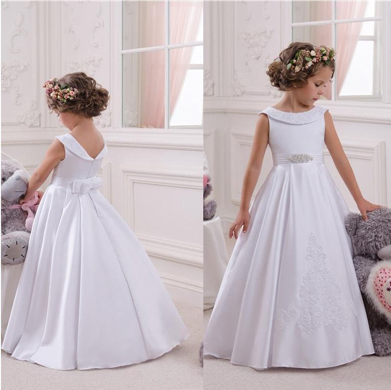 Model Model Baju Lebaran 2020 Anak Perempuan U3dh 20 Model Baju Gaun Pesta Anak Perempuan Terbaru 2020
