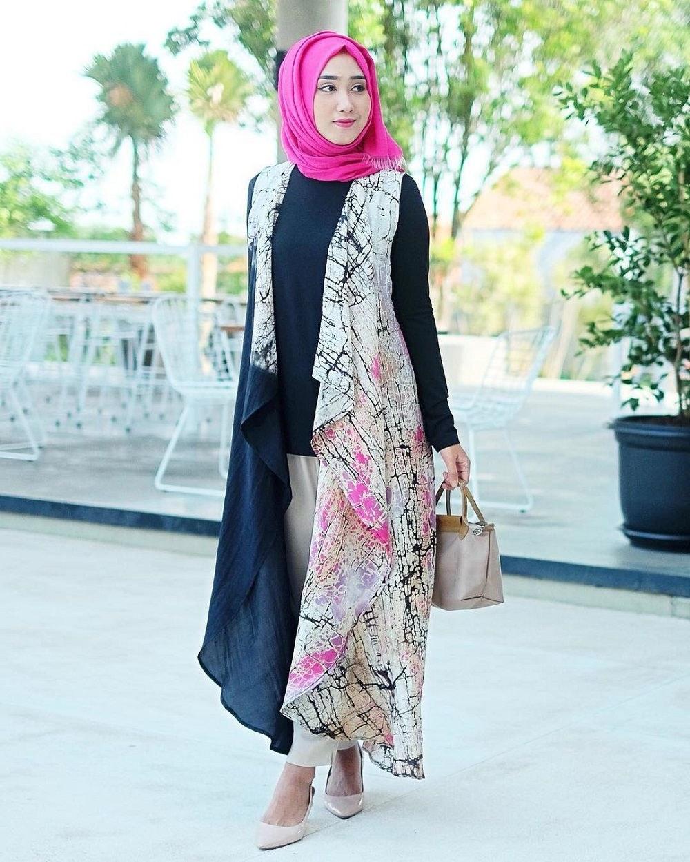 Model Model Baju Lebaran Dian Pelangi 2019 87dx Baju Muslim Dian Pelangi Di 2019