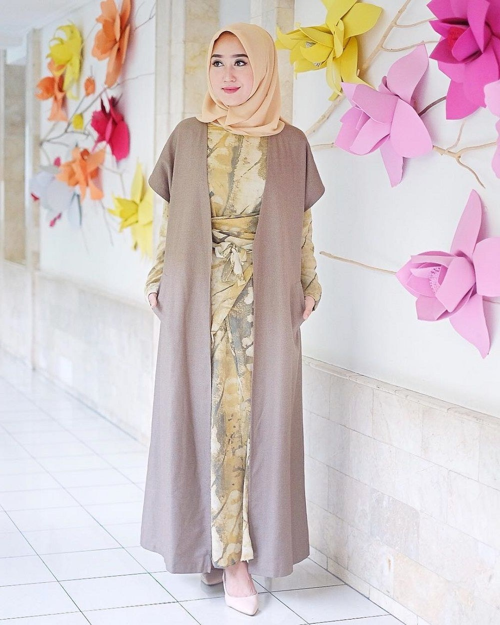 Model Model Baju Lebaran Dian Pelangi 2019 Zwd9 Gamis Modern Dian Pelangi Model Baju Di 2019