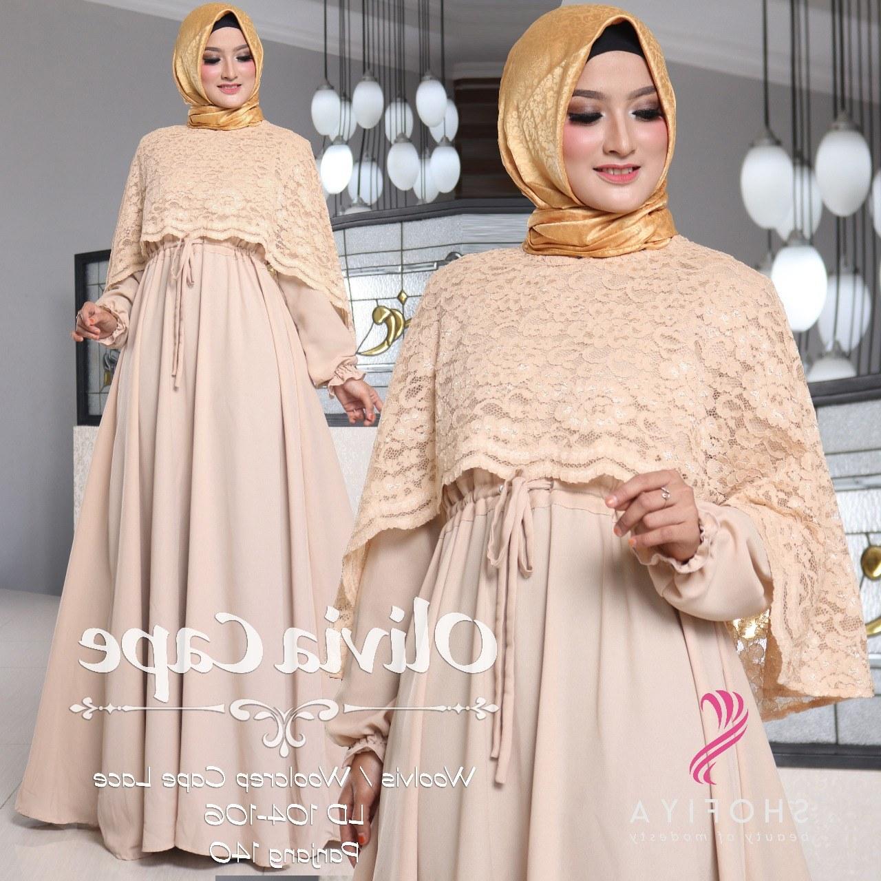Model Model Baju Lebaran Syahrini 3id6 Baju Gamis Terbaru Lebaran Wa 0811 5131 482
