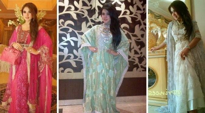 Model Model Baju Lebaran Syahrini O2d5 13 Foto Desain Baju Muslim Syahrini Kumpulan Model Baju