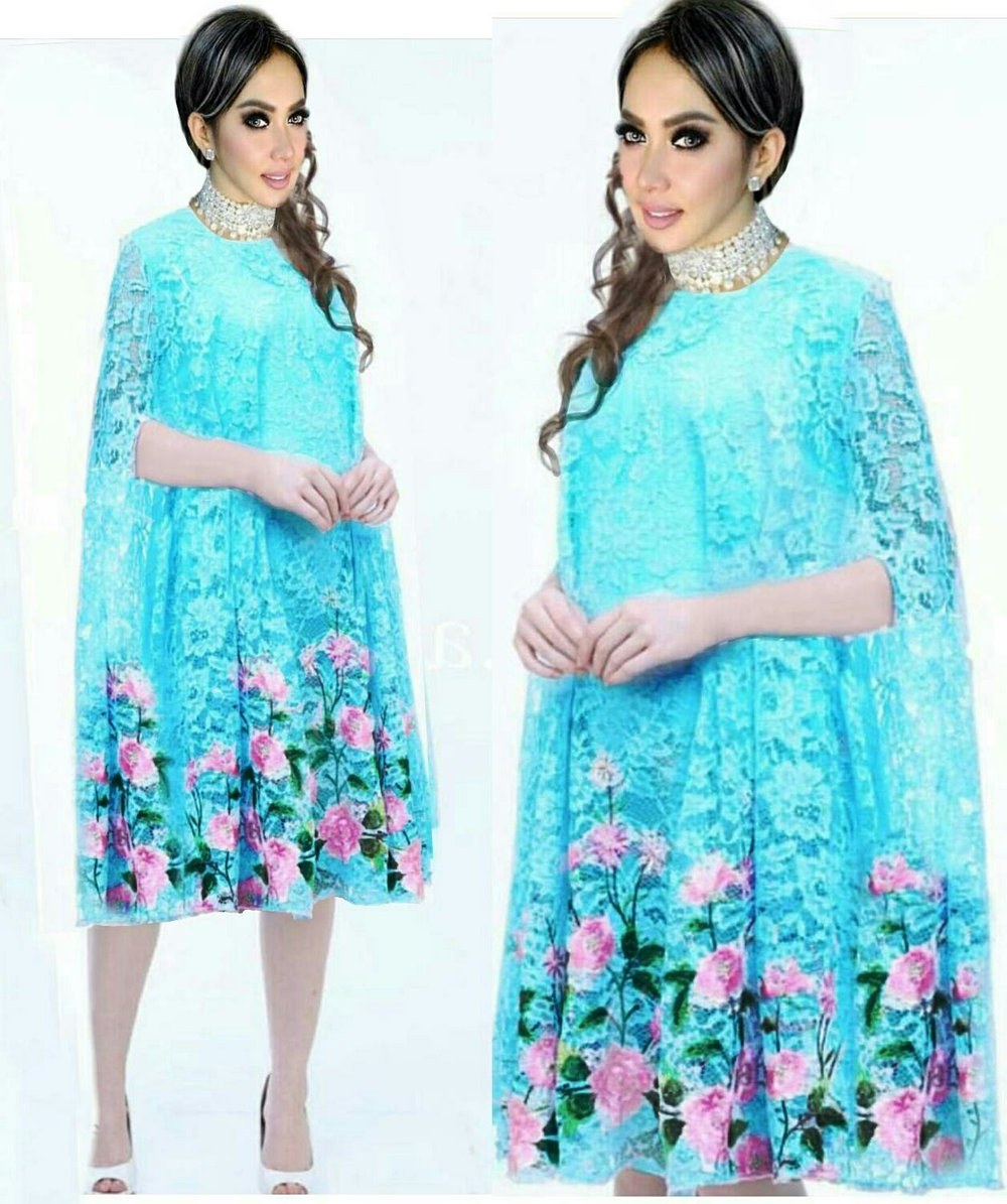 Model Model Baju Lebaran Syahrini S5d8 Jual Kaftan Syahrini Lace Pakaian Kemeja Baju Busana Kaos