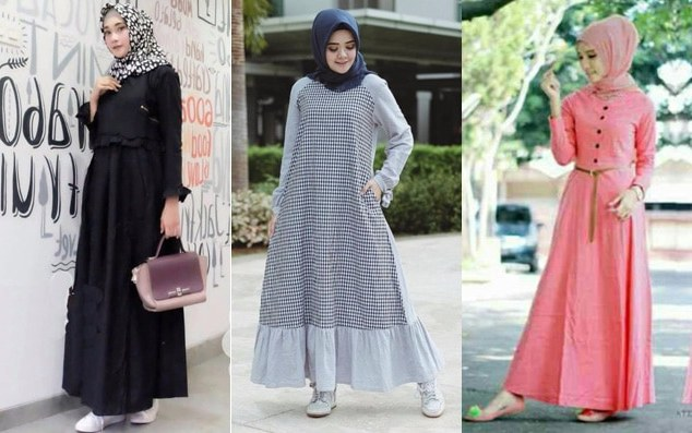 Model Model Terbaru Baju Lebaran Whdr Baju Lebaran Model Terbaru Untuk Remaja Muslimah 2019