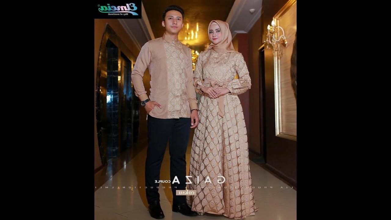 Model Trend Baju Lebaran 2018 9fdy Trend Baju Lebaran 2018 Elegan Modern Baju Muslim