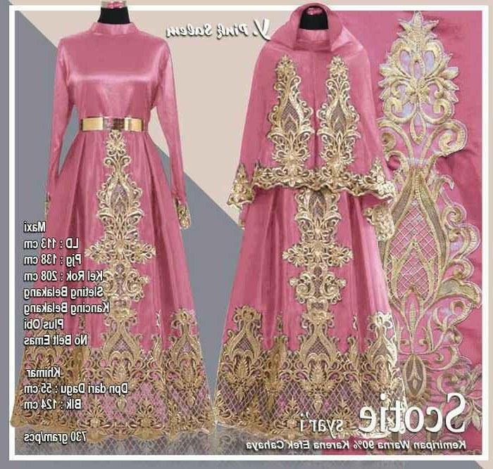 Model Trend Baju Lebaran 2018 O2d5 Trend Baju Lebaran Terbaru 2018 Scotie Pink