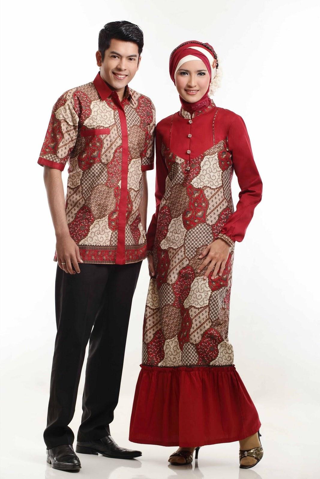 Model Trend Baju Lebaran H9d9 Bintang anda Trend Model Baju Batik Lebaran Terbaru 2013