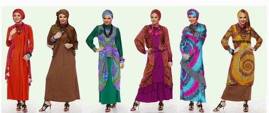 Model Trend Baju Lebaran Sekarang Qwdq Gambar Trend Contoh Baju Muslim Model Sekarang 2015